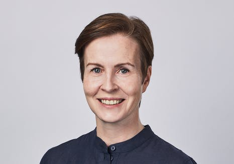 Finola McDonnell, Chief Communications and Marketing Officer