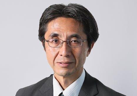 Motohiro Matsumoto, Managing Director for Global Business, Nikkei Inc.