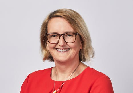 Cait O'Riordan, Chief Product and Information Officer