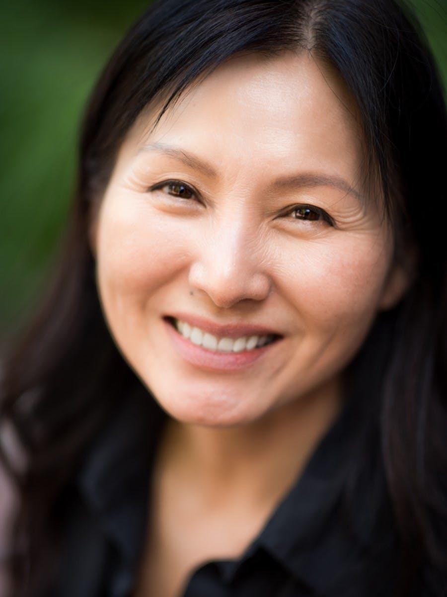 Michelle Kim headshot
