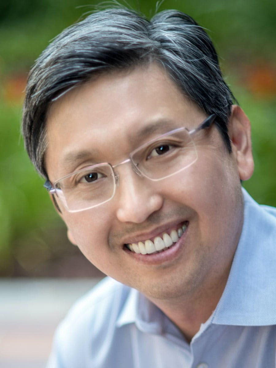 George S. Park headshot
