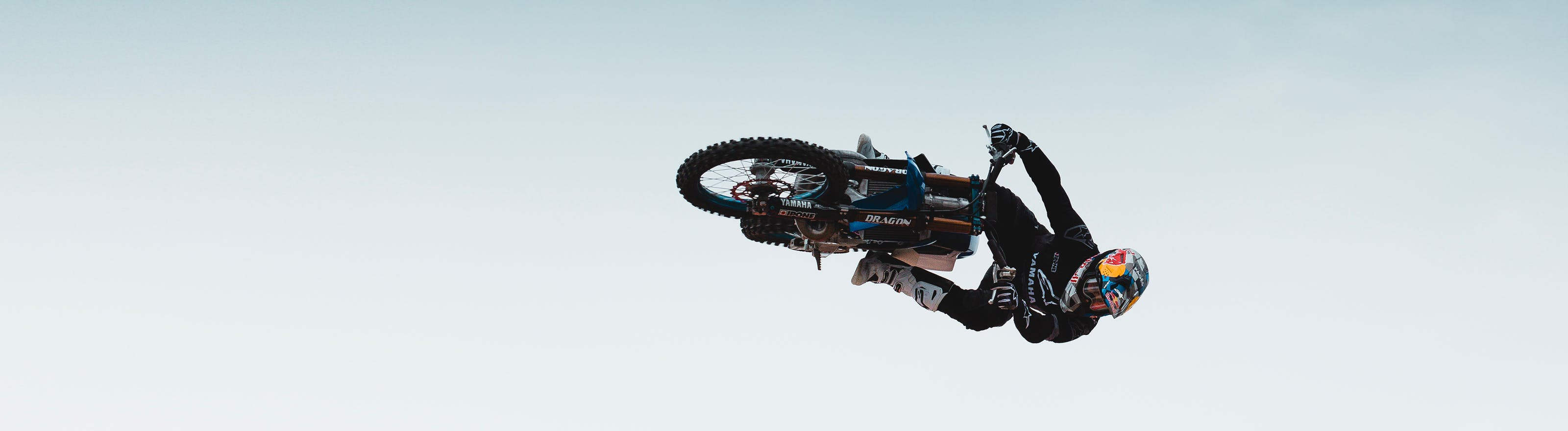 Figure moto FMX