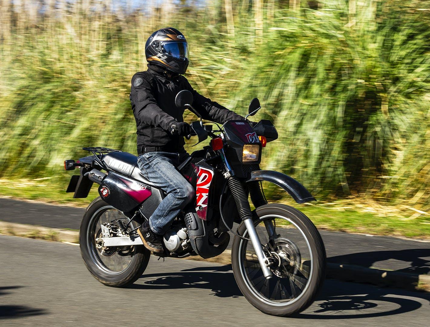Moto 2 Temps sur route