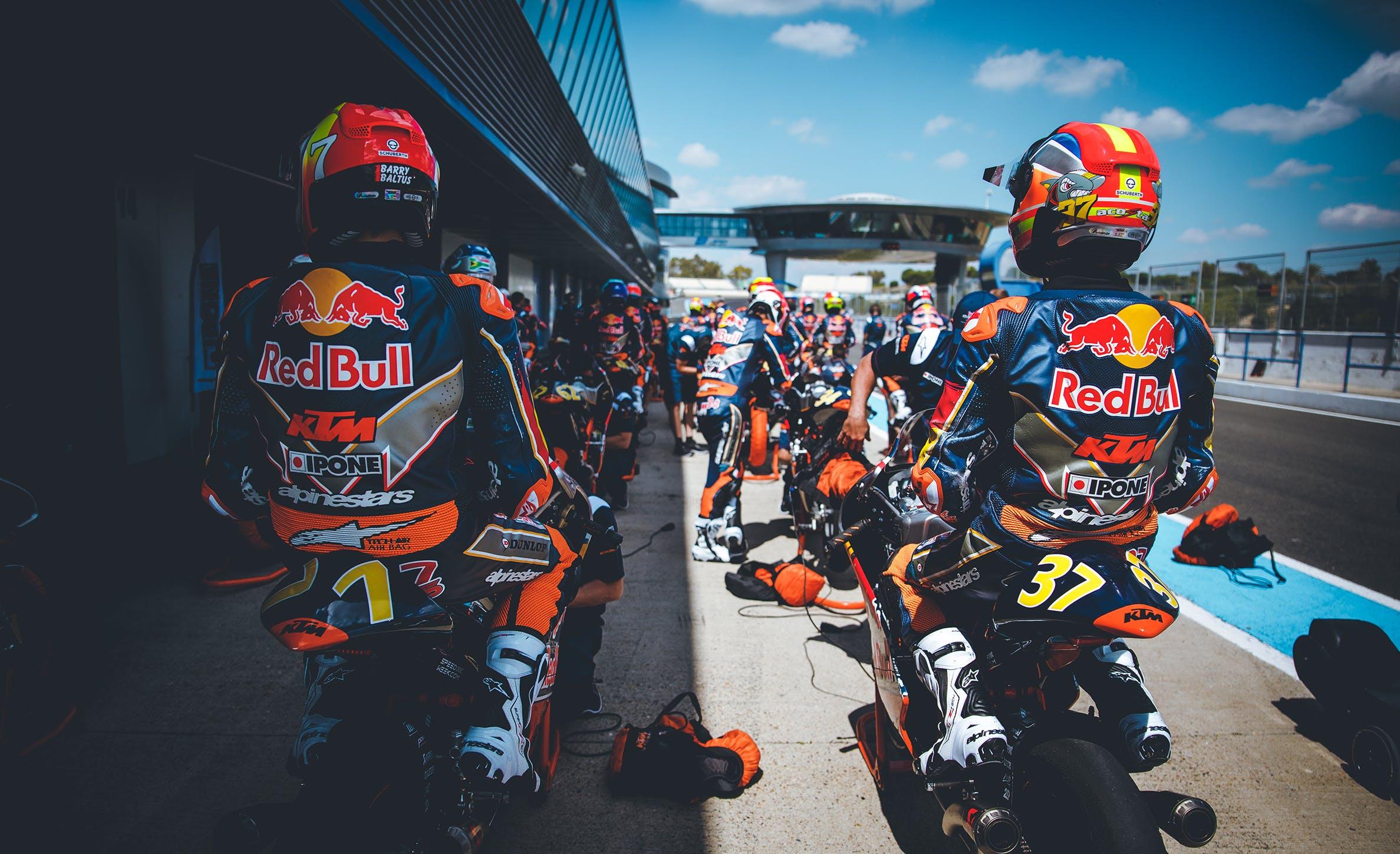 Pilotes Red Bull MotoGP Rookies Cup