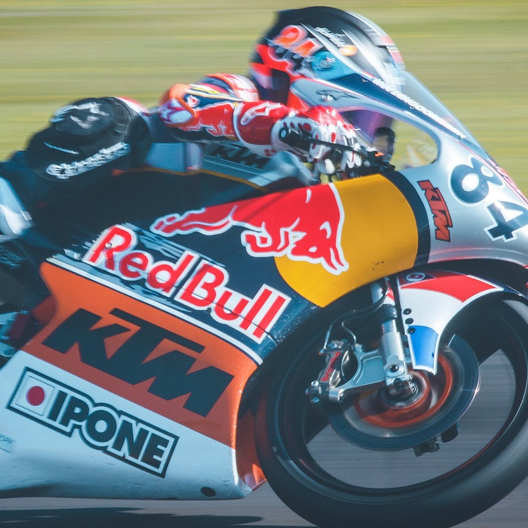 KTM RC 250 Red Bull Rookies Cup