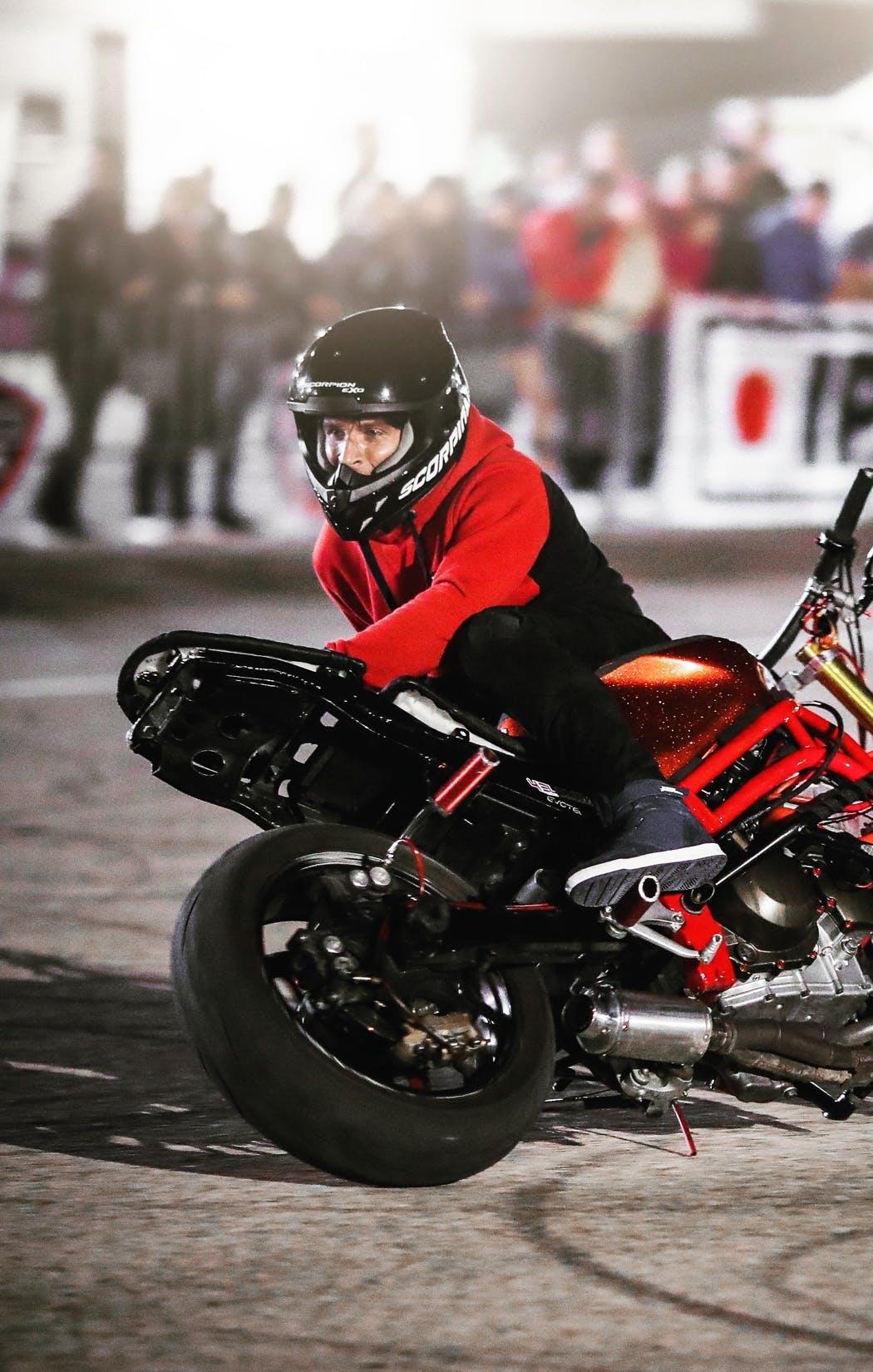 Romain Jeandrot Stunt