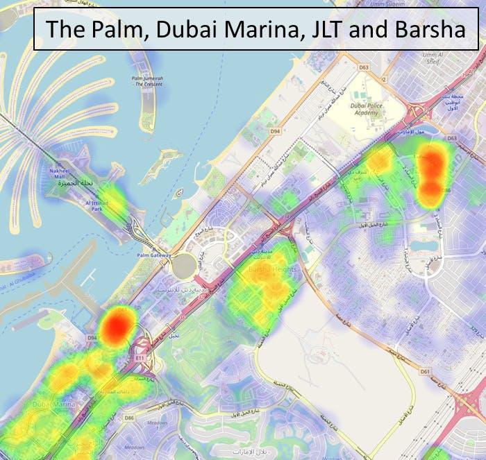 South Dubai Neighborhoods
