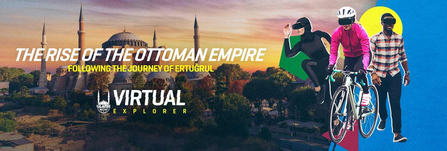Virtual Explorer 2021 Ottoman Empire banner