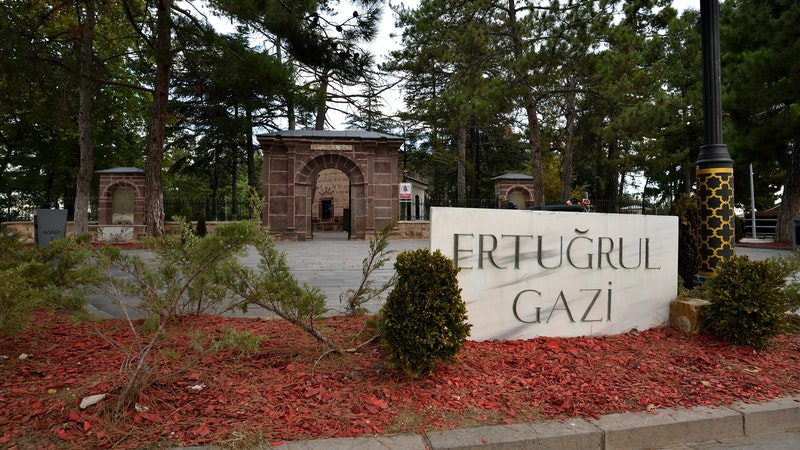 Tomb of Ertugrul Gazi