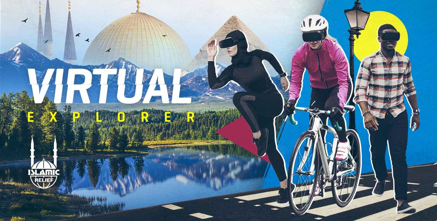 Virtual Explorer 2021 banner