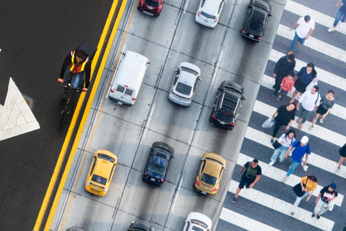 Multi modal traffic analytics