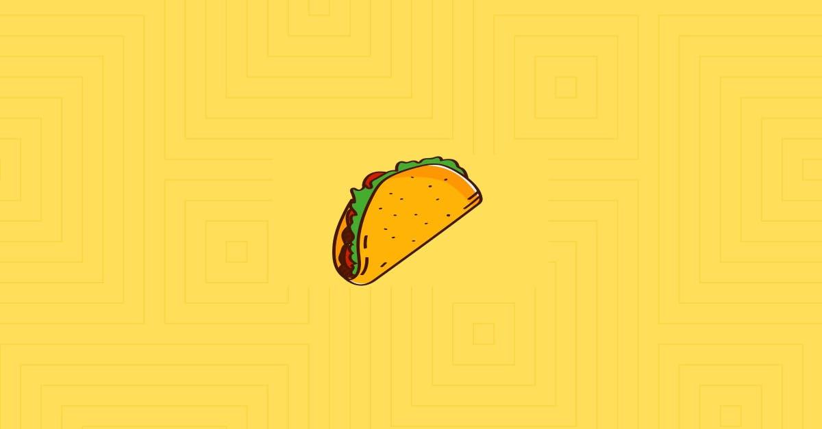 The taco shop called MVC