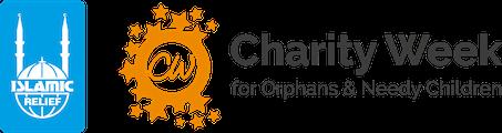 Islamic relief charity week logo