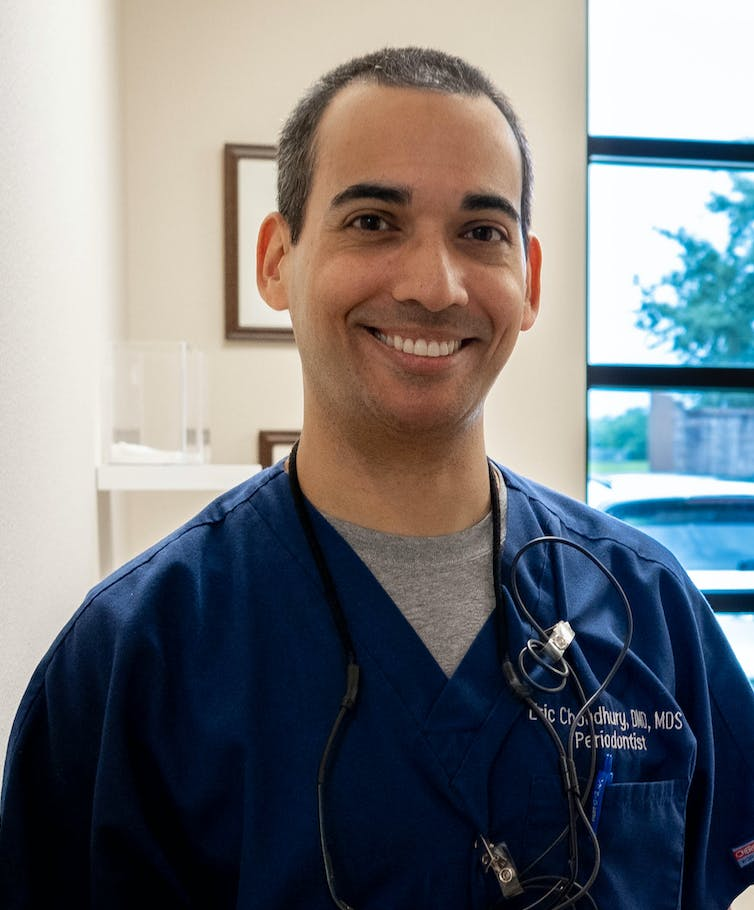 Photo of Doctor Eric Choudhury, DMD, MS