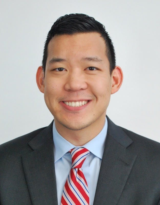 Photo of Doctor Gary Chang, DMD