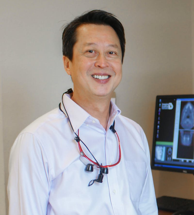 Photo of Doctor Dan Hoang, DDS, DICOI