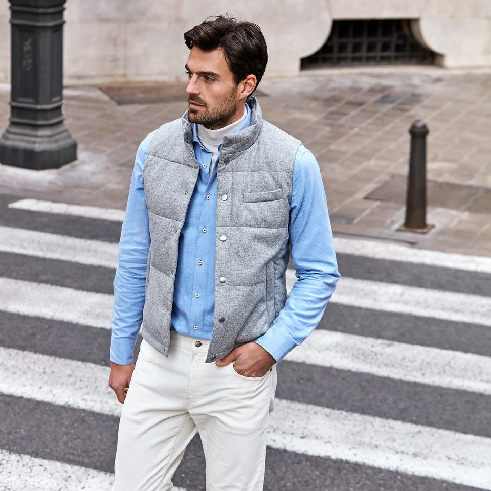 Be casual, but smart | Jacques Britt