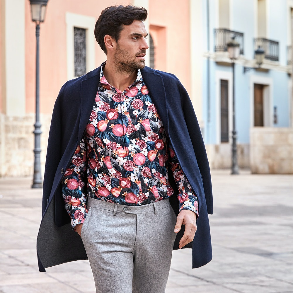 Print Hemden | Jacques Britt