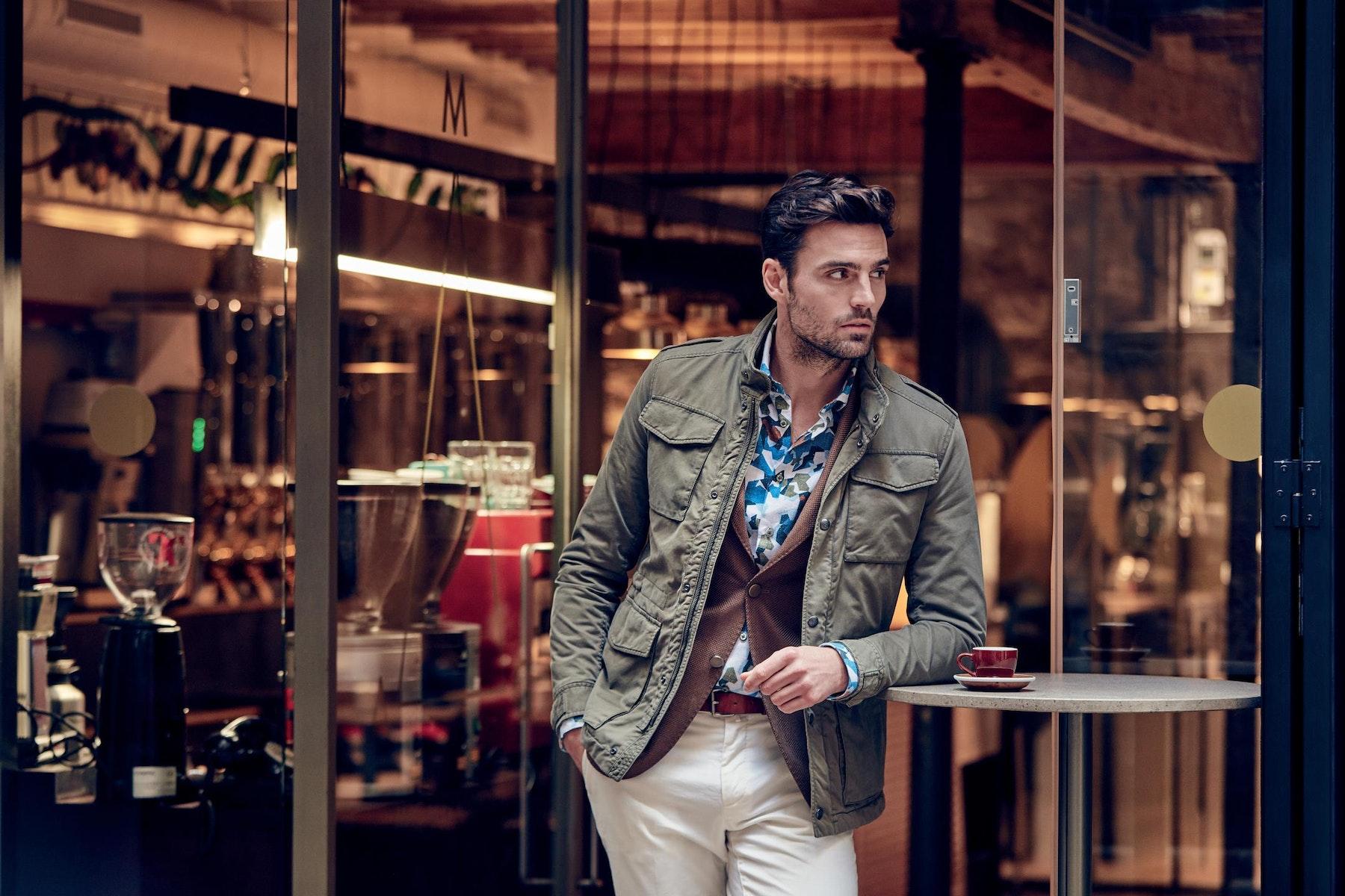 Smart Casaual Hemden | Jacques Britt