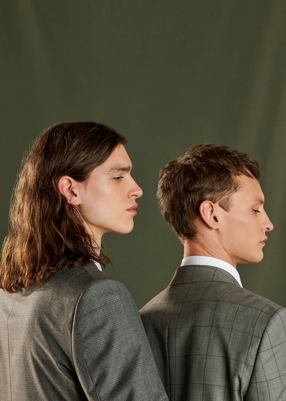 Dormeuil // Suits in Motion