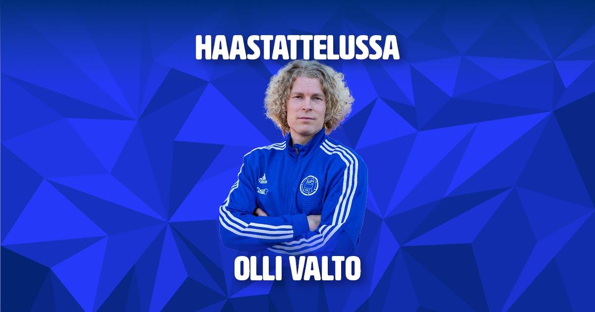 Haastattelussa kontakteja kaihtamaton toppari Olli Valto