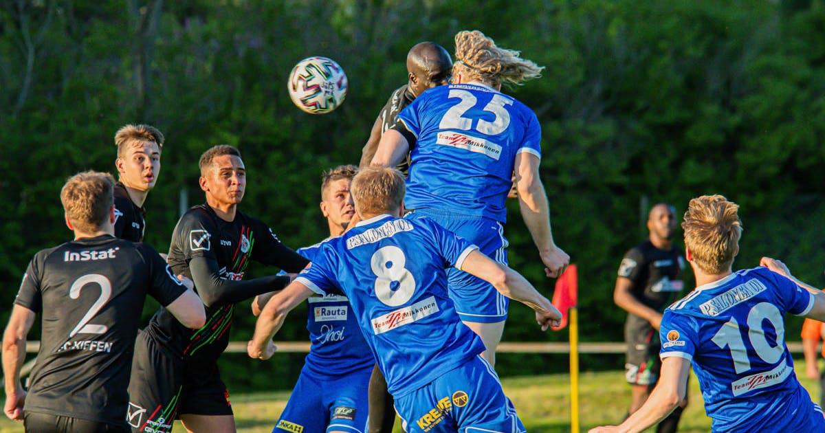 Raportti: FC Kiffen 0–1 JäPS