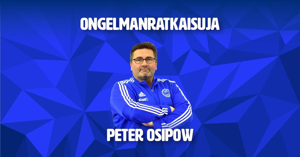 Peter Osipow Ongelmanratkaisuja