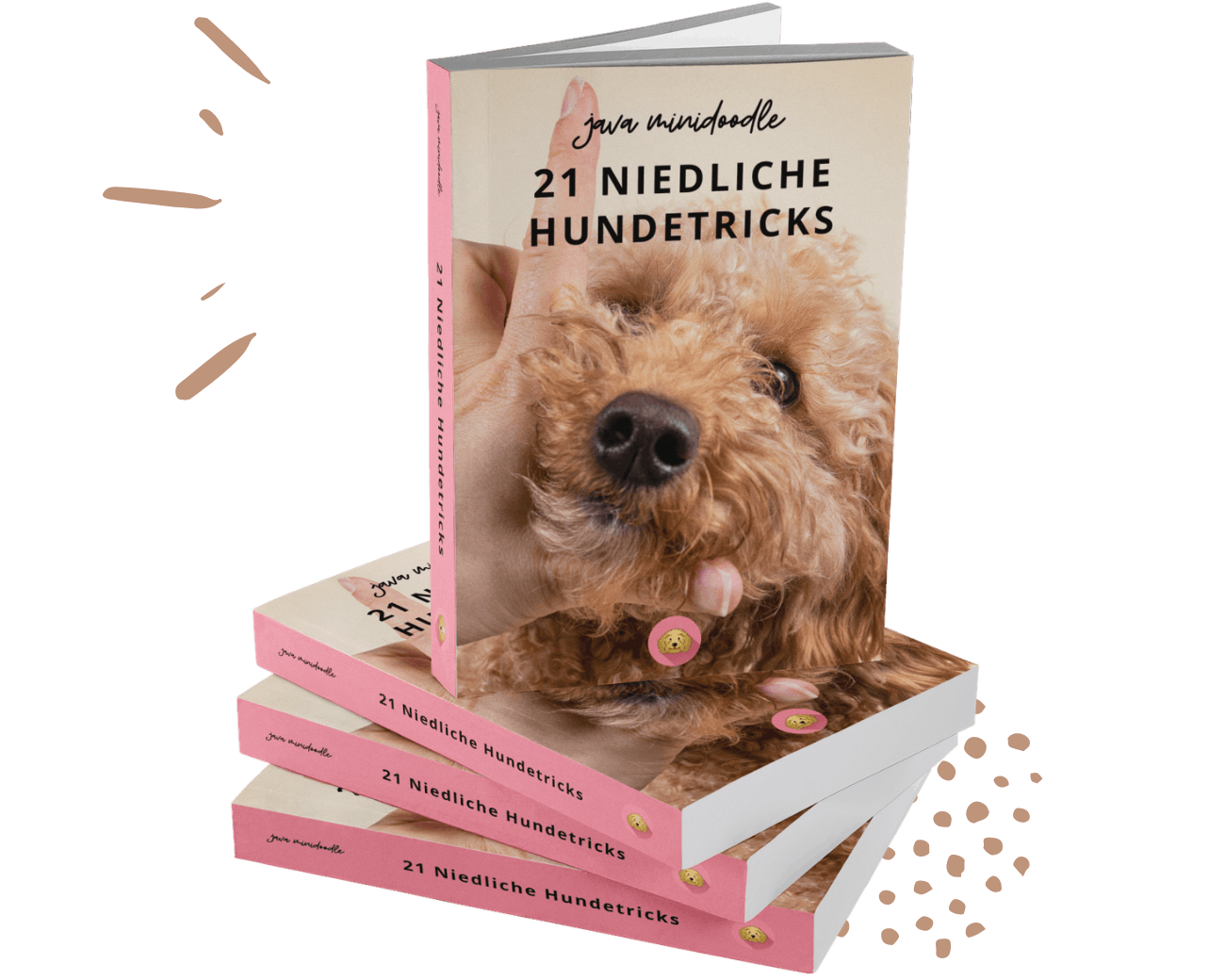 E-Book Hundetricks lernen mit Java Minidoodle