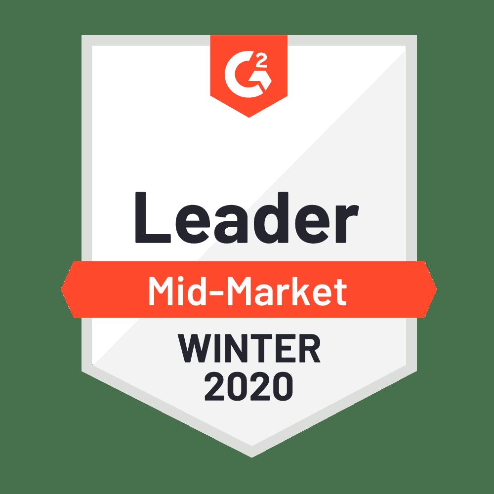 Leader Mid-Market 2020