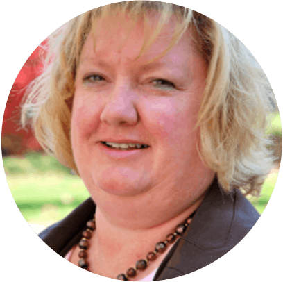 Tammy Shadley-Hutton, Managing Director of Advancement Operations, Wilmington College