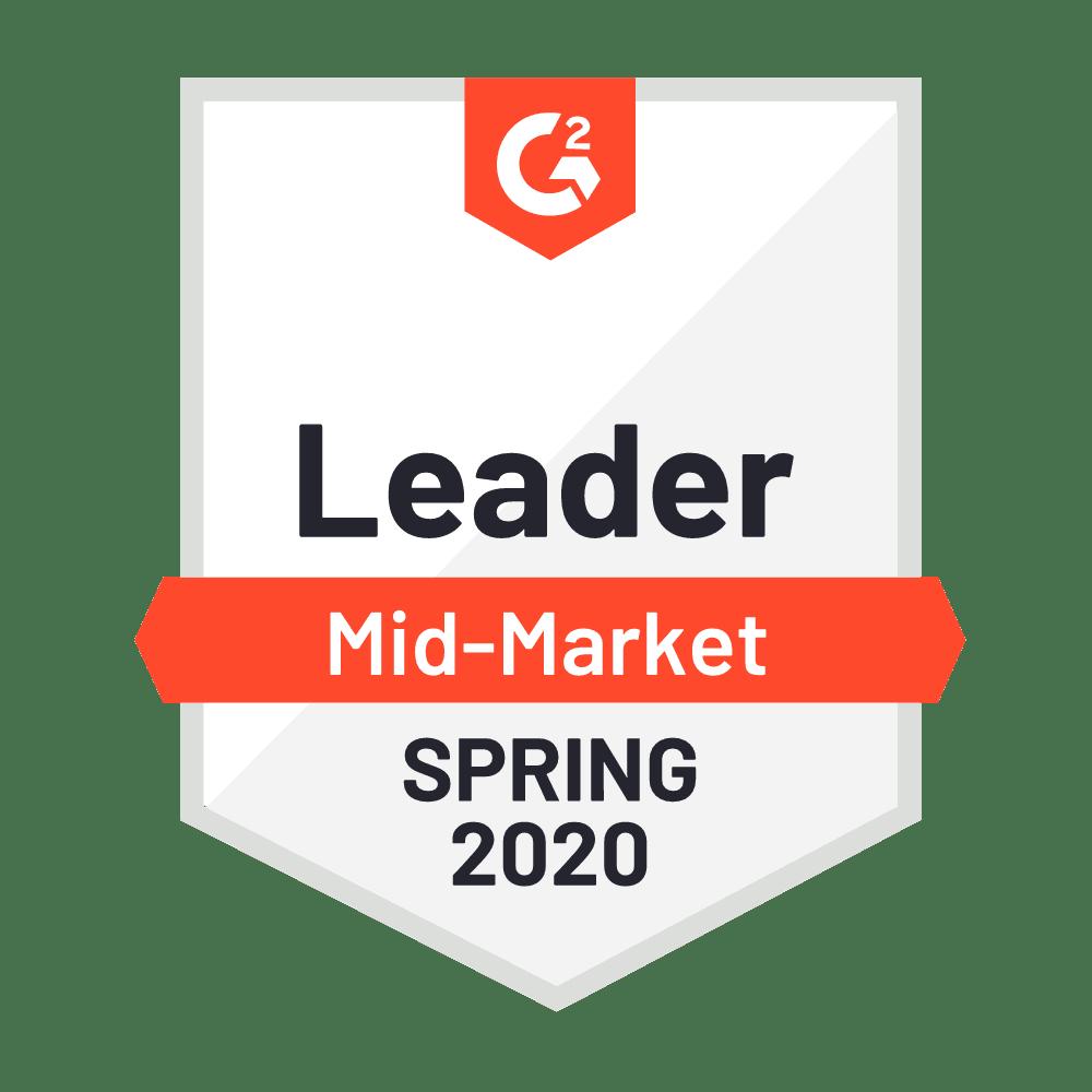 Leader Mid-Market Spring 2020