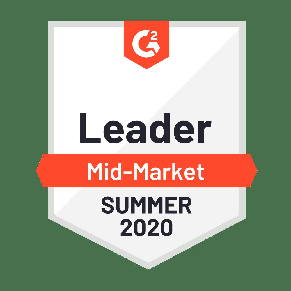 Leader Mid-Market Summer 2020