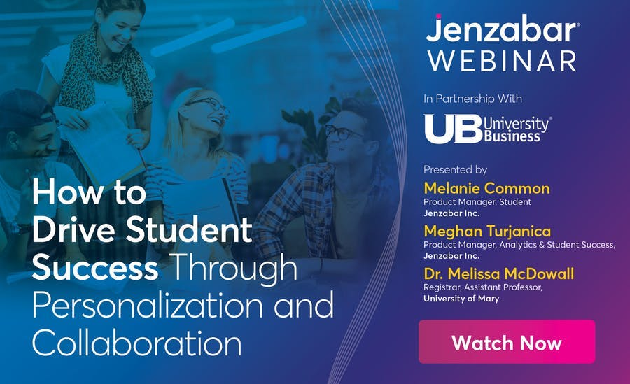 How to Drive Student Success Through Personalization and Collaboration