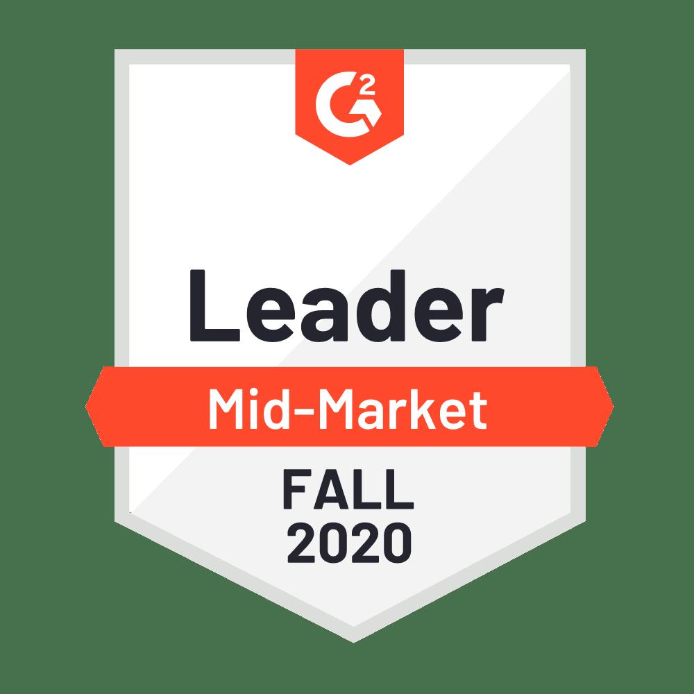 Leader Mid-Market Fall 2020
