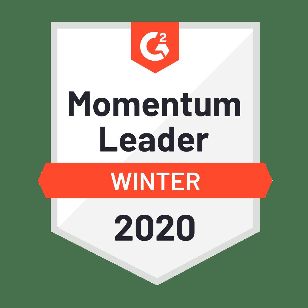 Momentum Leader Winter 2019