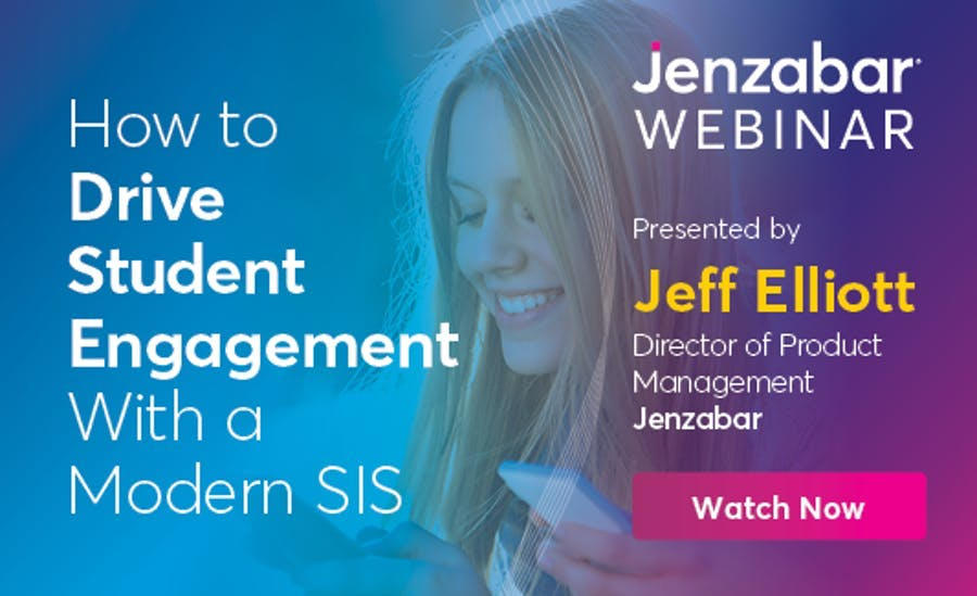 How to Drive Student Engagement With a Modern SIS