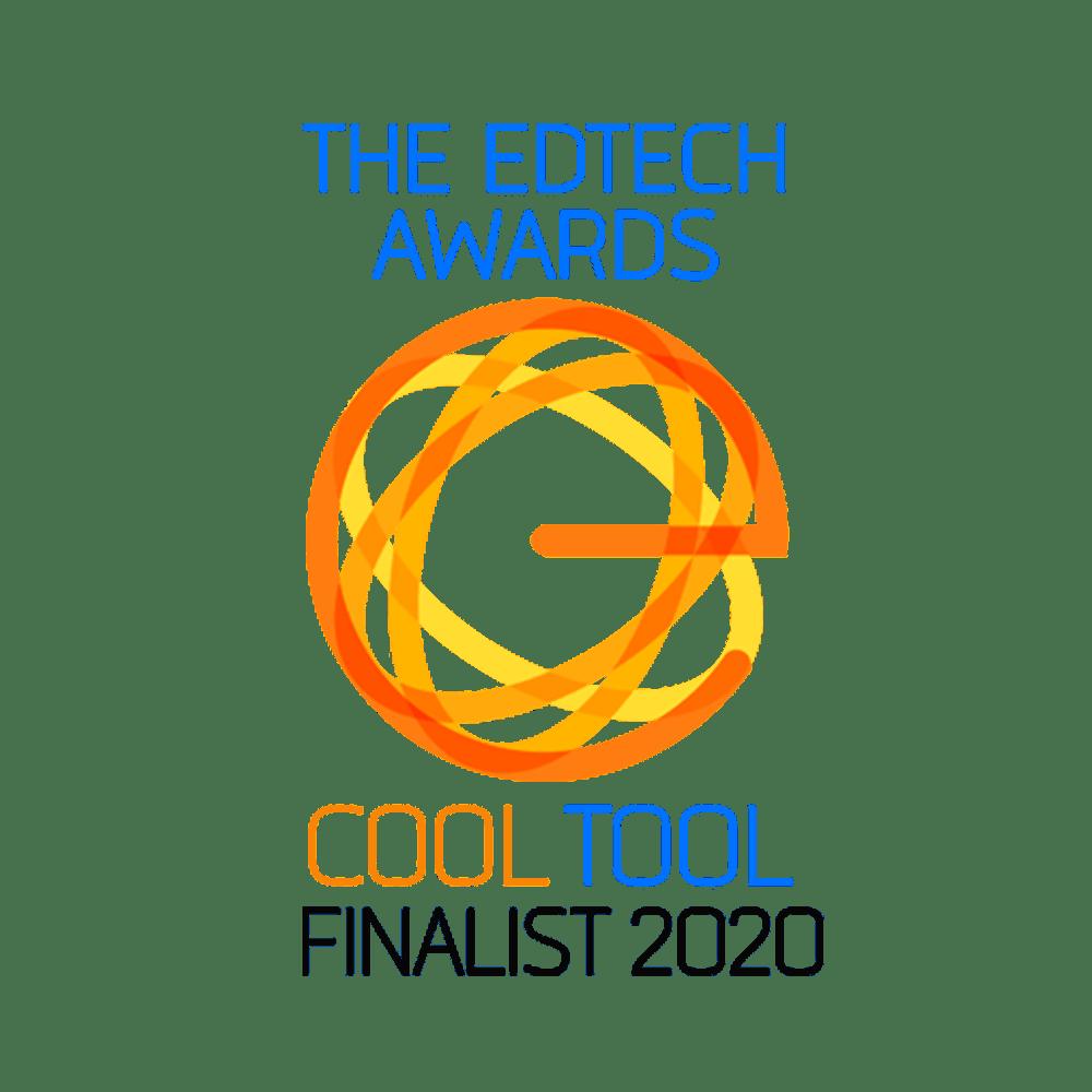 The EdTech Awards Cool Tool Finalist 2020