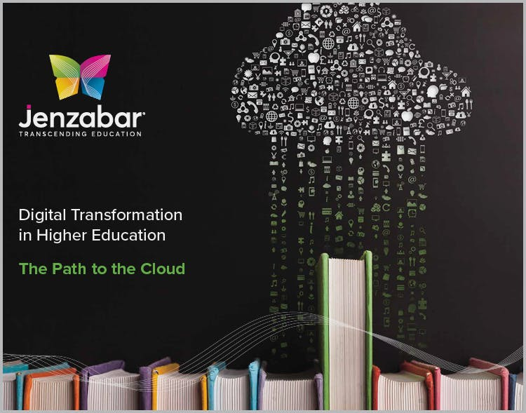 Digital Transformation in Higher Education: The Path to the Cloud