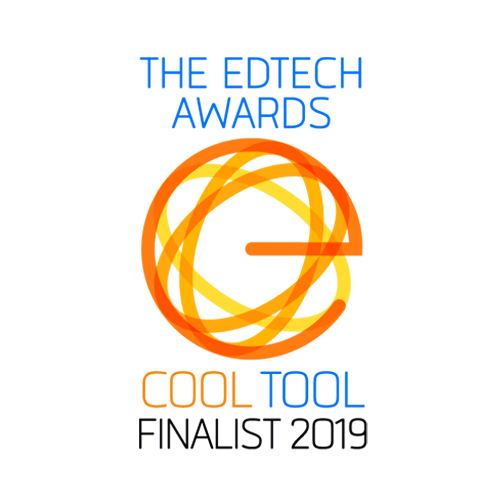 EdTech Cool Tool Award Finalist for Best Higher Education Solution (Jenzabar One)