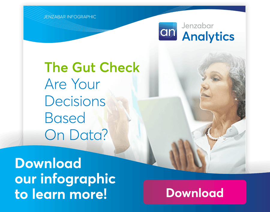 The Gut Check: Are Your Decisions Based on Data?