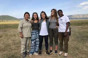 CEO Ling Chai Maginn and daughters sponsor women's empowerment program in South Sudan