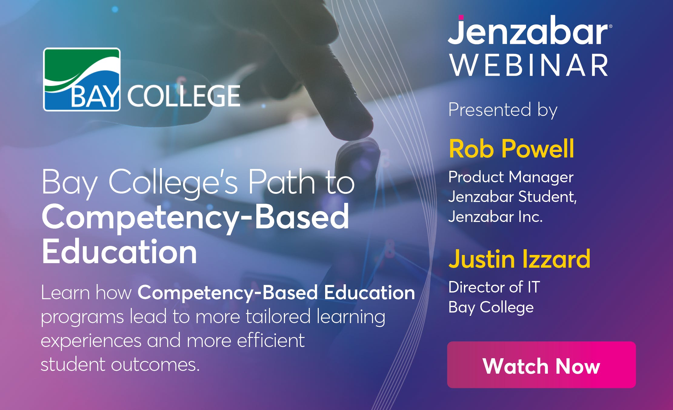 Bay College's Path to Competency-Based Education