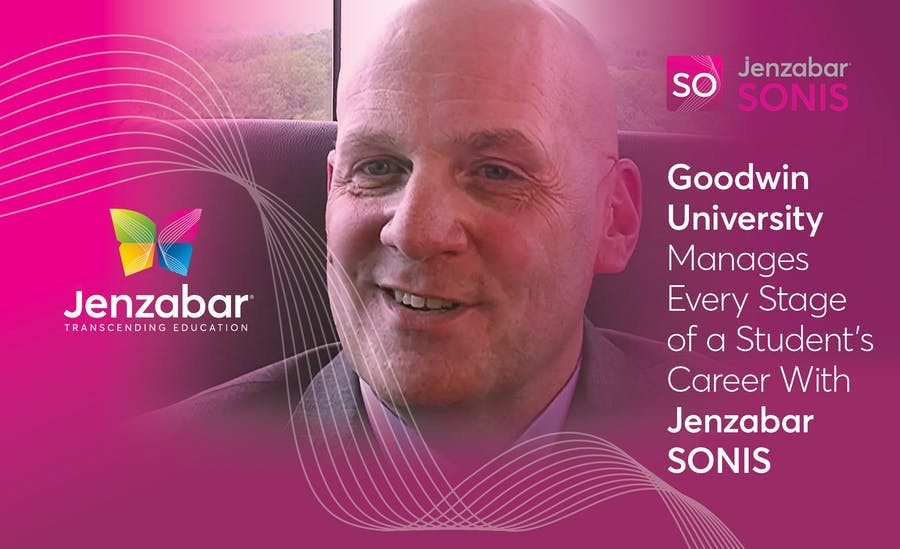 Goodwin University Manages Every Stage of a Student's Learning Journey With Jenzabar SONIS