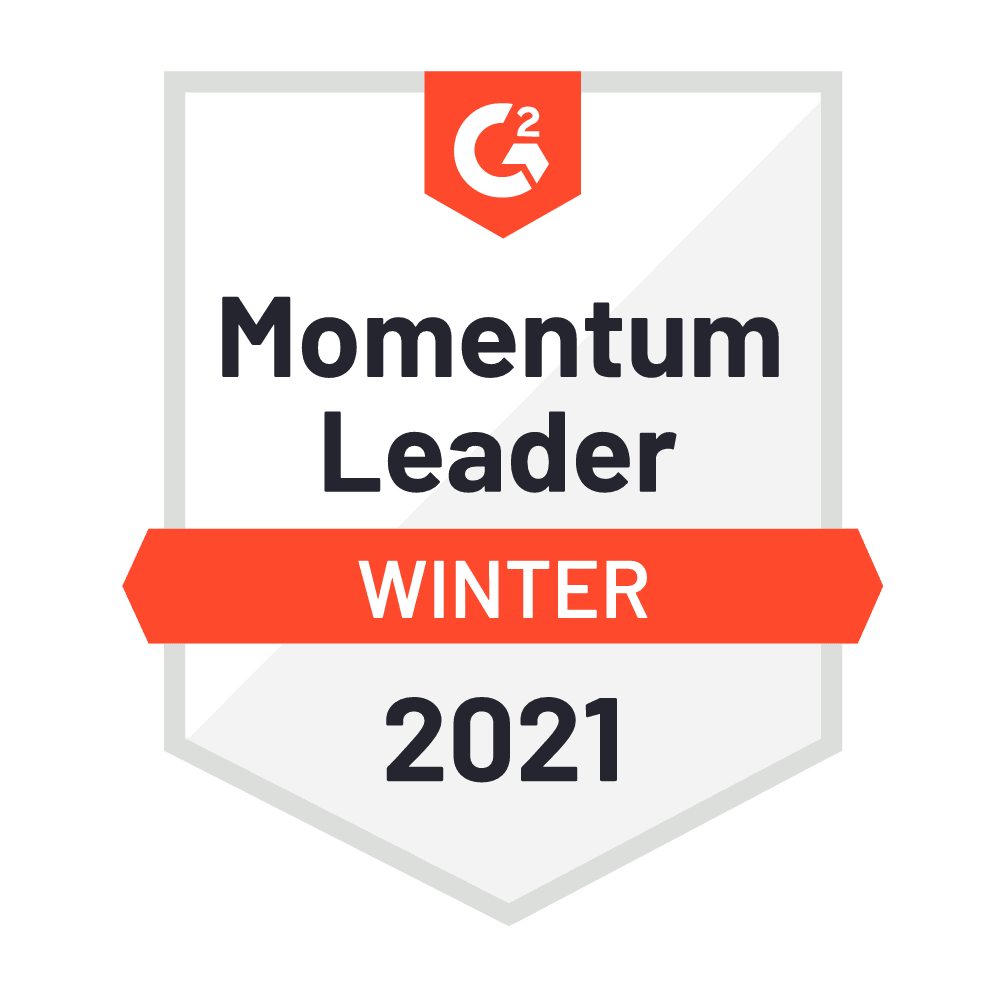 Momentum Leader Winter 2021