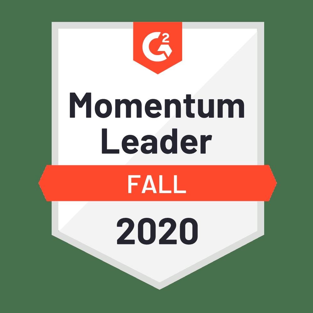 Momentum Leader Fall 2020