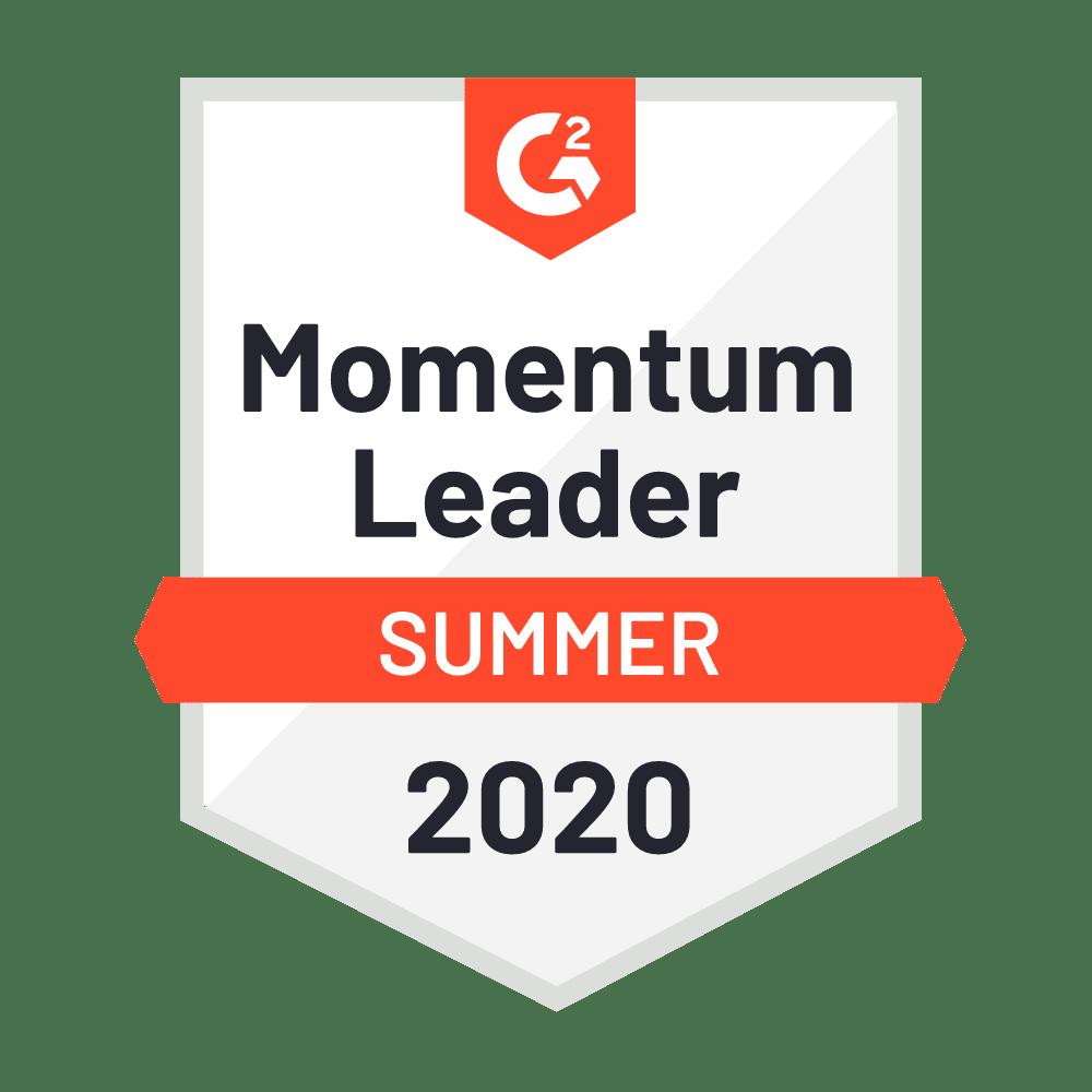 Momentum Leader Summer 2020