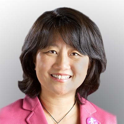 Ling Chai Maginn: President & Chief Executive Officer