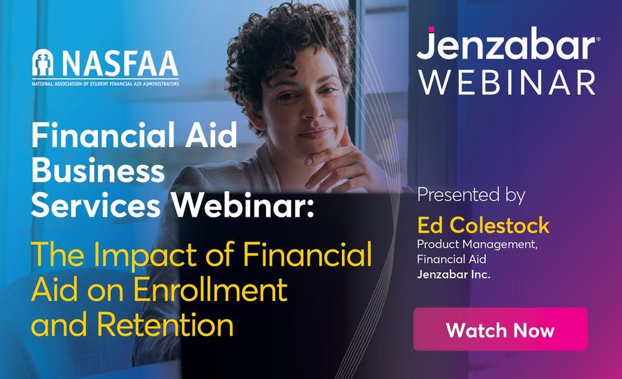 The Impact of Financial Aid on Enrollment and Retention