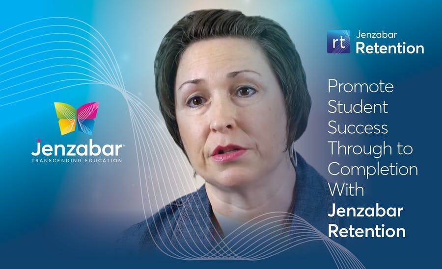 Promote Student Success Through to Completion With Jenzabar Retention