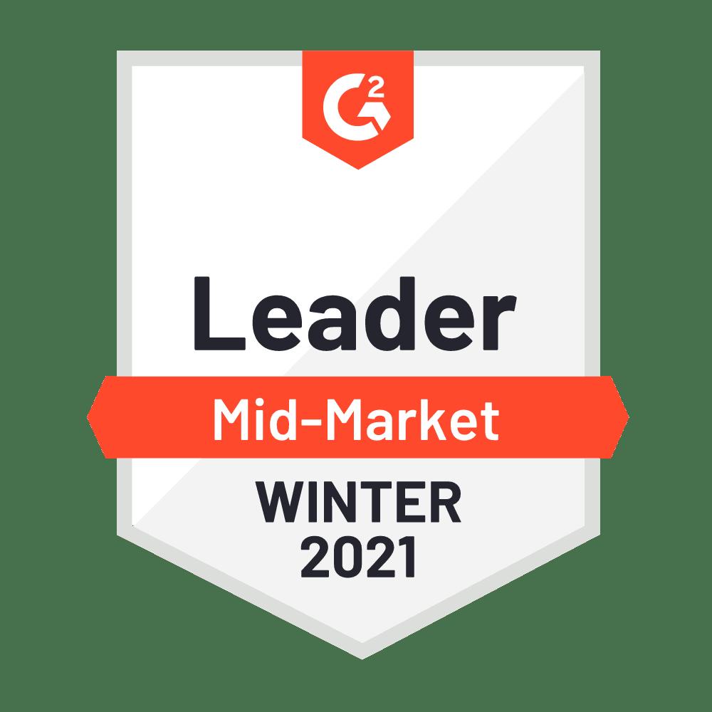 Leader Mid-Market Winter 2021